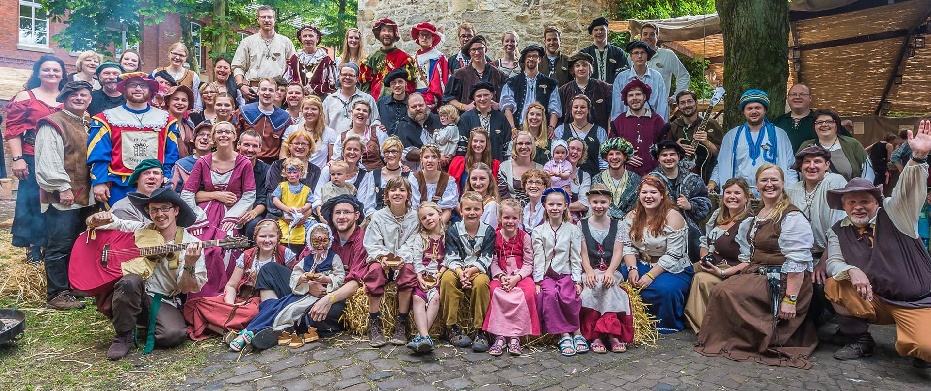 Sektionsfoto Kivelingsfest 2014